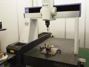 CNC測定機